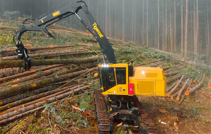Forestry equipment for California, Arizona, Nevada