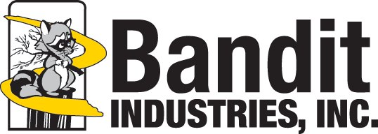 Bandit chippers and stump grinders for California, Arizona, Nevada