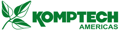 Komptech shredding, composting, screening equipment for California, Arizona, Nevada