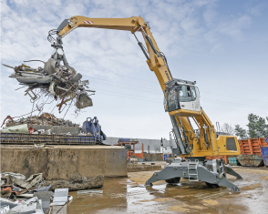 Recycling and scrap handling equipment for California, Arizona, Nevada