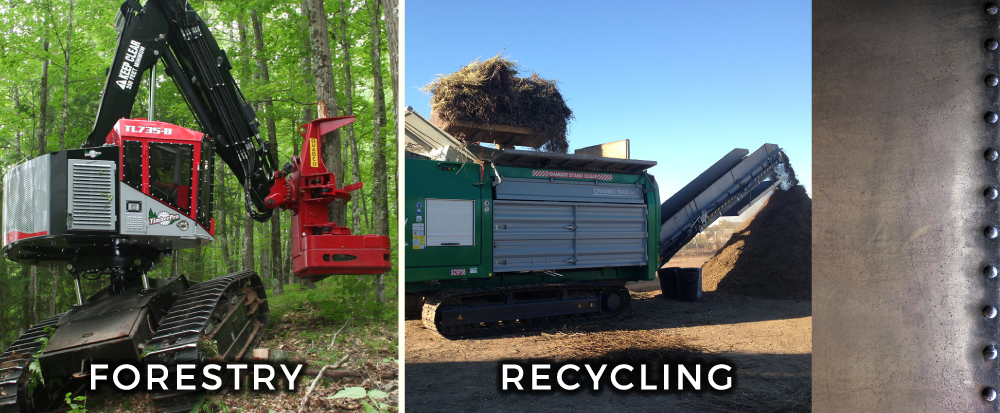 Forestry and Recycling